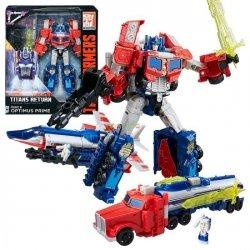Transformers Titans Return Figurka Diac i Optimus Prime Hasbro C0276
