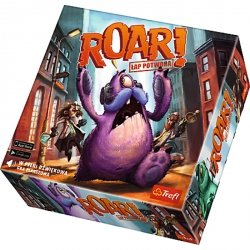 Gra Roar Złap Potwora Trefl 01267