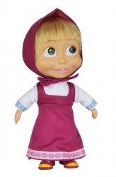 Miękka lalka Masza 23 cm z włosami do czesania Simba 9306372