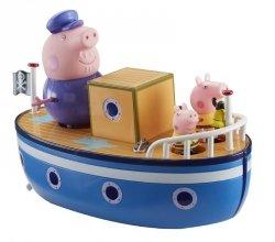 Łódka z 3 figurkami Świnka Peppa TM Toys 05060
