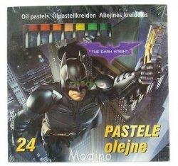 Kredki Batman Pastelowe olejne Pentra 884090