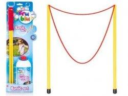 Bańki Mydlane Fru Blu Zestaw Kijki sznurek + płyn 500 ml TM Toys 8216