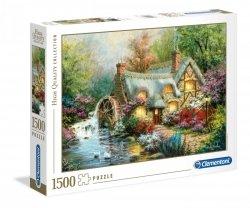 Puzzle Wieś 1500 el. Clementoni 31812