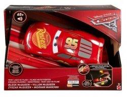 Interaktywny Zygzak McQueen Kaskader Mówiąca Zabawka z Bajki Cars Mattel FGN48