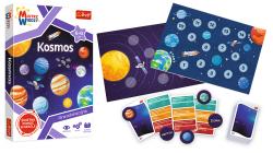 Gra Edukacyjna Kosmos Mistrz Wiedzy Trefl 01956