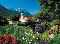 Puzzle Alpy Bawarskie 300 el. Ravensburger 130665