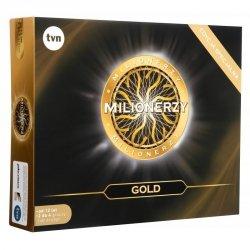 Gra Towarzyska Milionerzy Edycja Gold TM Toys 308299