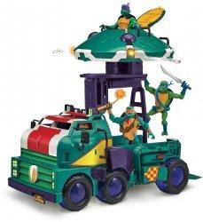Żółwioczołg Wojownicze Żółwie Ninja Mobilne Centrum Operacyjne 2w1 Epee 82511
