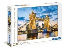 Puzzle Tower Bridge o Zmierzchu 2000 el. Clementoni 32563