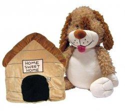 Happy nappers Pies Poduszka i przytulanka Formatex 86773
