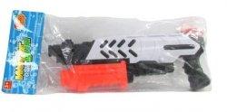 Pistolet na Wodę w Worku 33 cm Biało Pomarańczowy