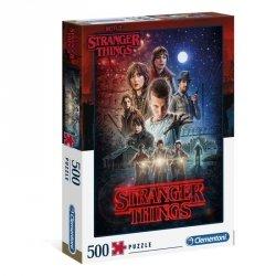 Puzzle Stranger Things 500 el. Clementoni 35086