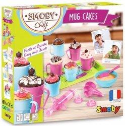 Zestaw do robienia ciasta w kubeczku Chef Smoby 312101