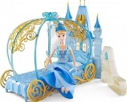 Bajkowa sypialnia Kopciuszka Disney Mattel CDC47