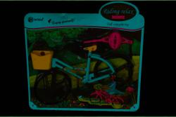 Błękitny Rower dla Lalki Barbie