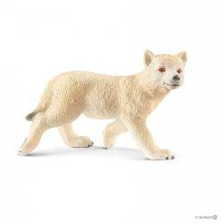 Młody wilk arktyczny Figurka Schleich 14804