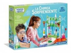 Naukowa Zabawa Wielkie Laboratorium Chemiczne Clementoni 50667
