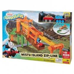 Przeprawa na Wyspie Mgieł Adventures Tomek i przyjaciele Fisher Price FBC60