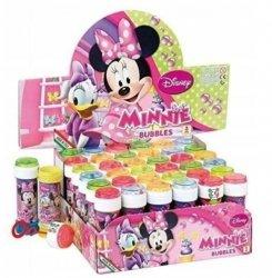 Bańki mydlane Myszka Minnie 60ml Brimarex 53800