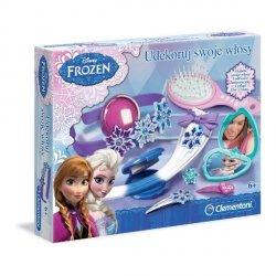 Frozen Udekoruj swoje włosy Clementoni 60900