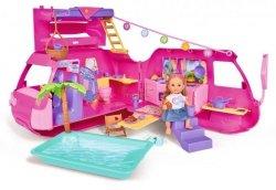 Rozkładany Wakacyjny Kamper dla lalki Evi Simba 5733275