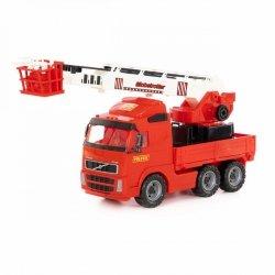 Volvo samochód Straż Pożarna Polesie 8787