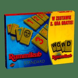 Gra Liczbowa Rummikub 2w1 TM Toys 8604