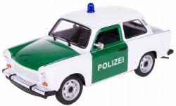 Autko Metalowe Trabant Policja 11 cm