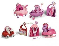 Mystic Babies Smoczusie w pojazdach Mega Bloks 47010