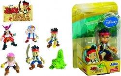Jake i Piraci z Nibylandii figurki Fisher Price X8166