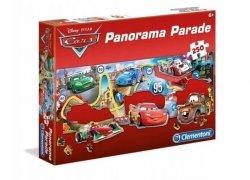 Puzzle Panoramiczna Parada Auta Cars 250 el. Clementoni 98538