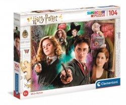Puzzle Harry Potter 104 el. Clementoni 25712