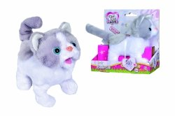 Chi Chi Love Interaktywny Kociaczek z Dźwiękiem Porusza się Simba 5893379