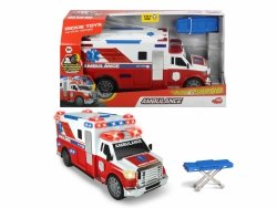 Pojazd SOS Ambulans 33 cm Dickie 3308281