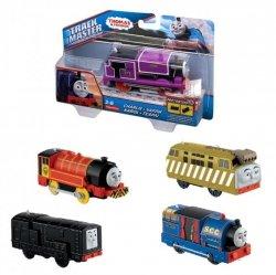 Tomek i Przyjaciele Małe lokomotywki z napędem Mattel CKW29