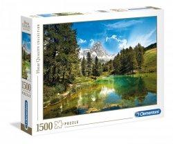 Puzzle Niebieskie jezioro 1500 el. Clementoni 31680