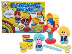 Plastociasto zestaw fryzjerski Playme 54381