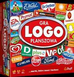 Gra planszowa Logo Trefl 01712