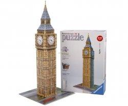 Puzzle 3D Big Ben 216 el. Ravensburger 125548