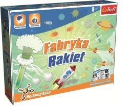 Science 4 You Fabryka Rakiet Trefl 60562
