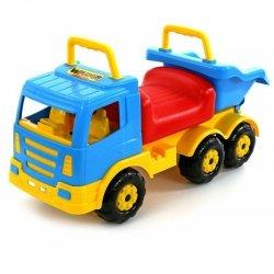 Jeździk Ciężarówka Wywrotka Premium Wader 6614