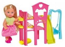 Lalka Evi na placu zabaw dla szczeniaków Simba 5733074