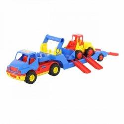 ConsTruck samochód holownik +  ładowarka Polesie 8879