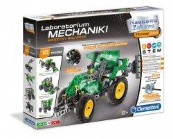 Laboratorium mechaniki Maszyny rolnicze zabawka Clementoni 60951