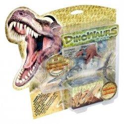 Dinozaury Dinowaurs 4-pak na blistrze TM Toys 06468