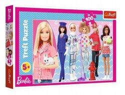 Puzzle Barbie Możesz Być Kim Chcesz 100 el. Trefl 16385