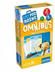Gra Omnibus Mini Granna 00213