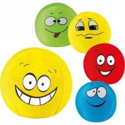 Piłka tekstylna Zabawne buzie John 0052709