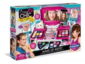 Studio Makijażu Crazy Chic Clementoni 78293