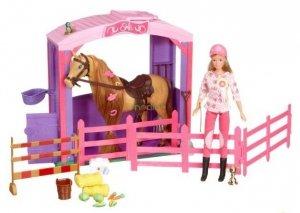 Zestaw Stajnia Steffi z koniem Simba 5730373